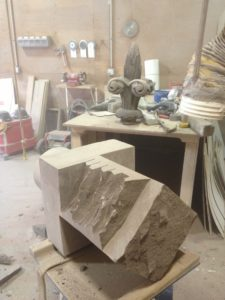 Architectural Reproductions And Stone Carving